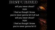 Disturbed-shout 2000