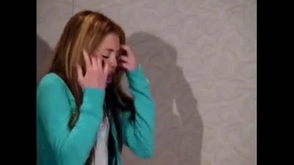 Miley На Кастинг За Хана Монтана