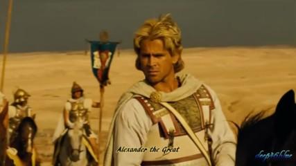 Iron Maiden - Alexander The Great (bg subs)