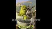 Shrek 2 - All Star With Lyric