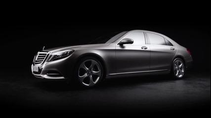 Официално: Mercedes S-class 2014