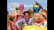 Lazy Town Lazy Scouts