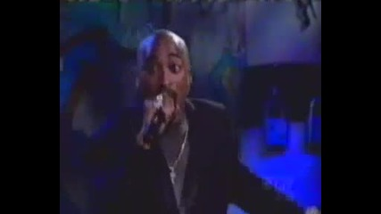 Tupac & Ice T Live Only God can Judge Me