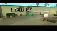 gta san andreas епизод 6- Си Джей от гроув стриит