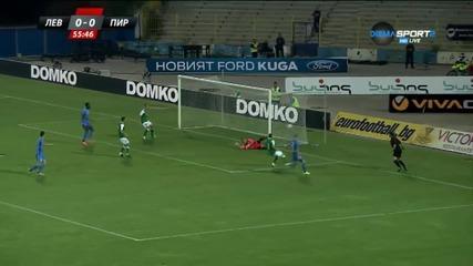 Левски - Пирин 0:0 /пълен репортаж/, 7-и кръг на А група