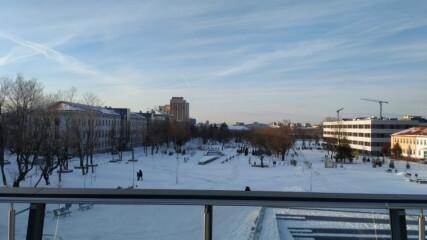 Сняг покри София!