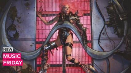 Новият албум на Лейди Гага е вече тук