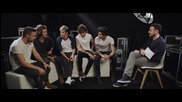 One Direction - Where We Are Concert Film - Interview Preview