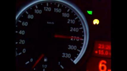 Тест Драйв на Bmw M3 - 330 km/h
