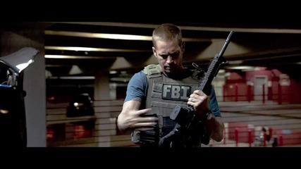 Бързи и Яростни 7 - Furious 7 - Official Trailer [ Hd ]