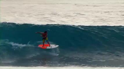 Поклон ! най - добрия сърфист Andy Irons