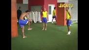 Ronaldinho, Robinho I R.carlos - Joga Bonito