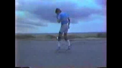 [sk8 Videо] Rodney Mullen Praticeing