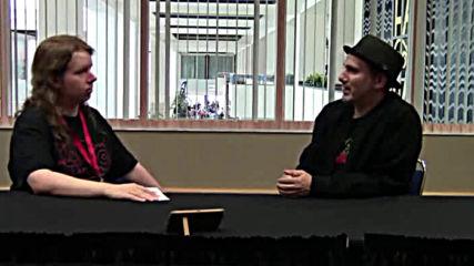 Интервю Със Ерик Стюарт ( Озвучаващият Актьор На Сето Кайба От Първото Ю - Ги - О) ♥ Метрокон 2016 ♥