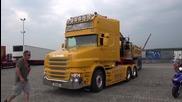 Prachtige Scania torpedo uit Engeland - truckstar festival 2013