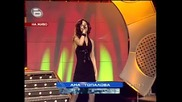 Супер изпълнение! Ана Тополова пее Ако те няма :) 31.03.08 *HQ*