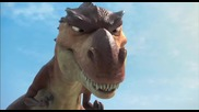 Ice Age: Dawn of the Dinosaurs Откъс