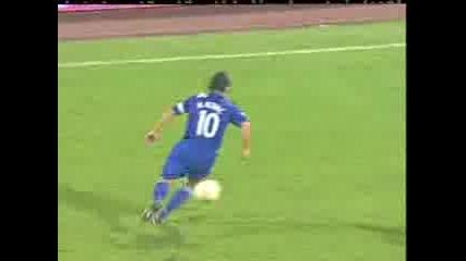 Euro 2008 Qualifier Croatia - England