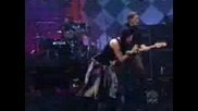 Evanescence - Going Under Live On Jay Leno