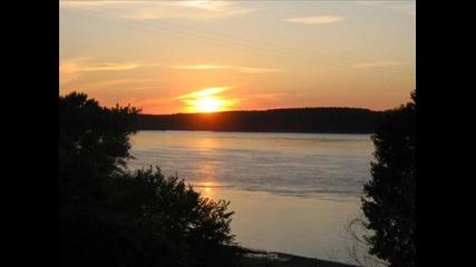 Дунаве, тих бел Дунаве в изпълнение на Кайчо Каменов