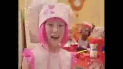 Lazytown - Cooking By The Book Remix.avi