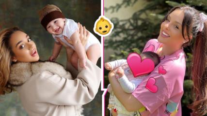 БГ красавиците, които още нямат и 25, но вече са млади майки