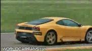 New Ferrari F450 Mule Spy Video