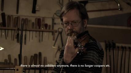Живота на един майстор на цигулки
