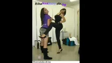 Nicole And Rihanna - Просто The Best