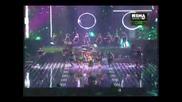 Avril Lavigne Mtv Europe Music Awards 2007