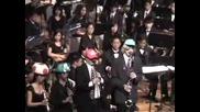 Super Mario Brothers Theme Clarinet Quartet