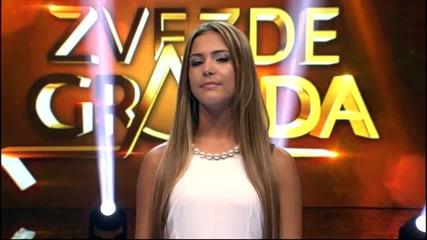 Maryana Katic - Kako da se pomirim sa tim - (live) - ZG 2014 15 - 10.01.2015. EM 17.
