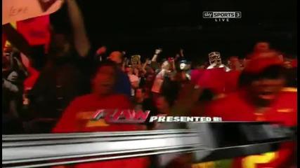 Wwe Raw 12.11.2012 Randy Orton vs Dolph Ziggler