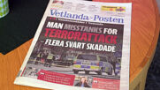 Sweden: Vetlanda residents in 'shock' after stabbing attack leaves 7 injured