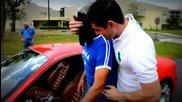 Баща получава Ферари за рождения си ден от сина си