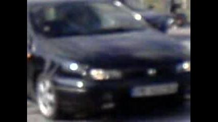Fiat Bravo Nakazva Bmw 150 K.s Na Start