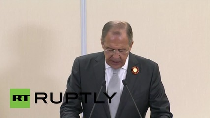 "Russia: ""Further harm between U.S-Russia relations must be avoided""- Lavrov"
