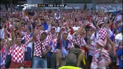 Croatia 2 - 0 Germany - Olic