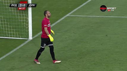 Вандерсон заби втори гол на Дунав