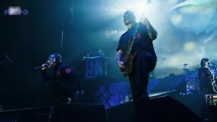 Slipknot - Psychosocial Live Knotfest Japan 2016