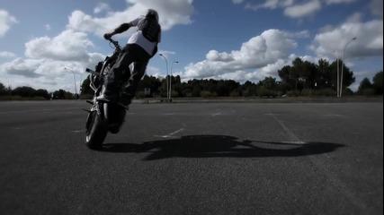 За Мото Лудаците: Be Stunt