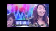 S N S D - The Great Escape + Mr. Taxi ( Music Station 03-06-2011 )
