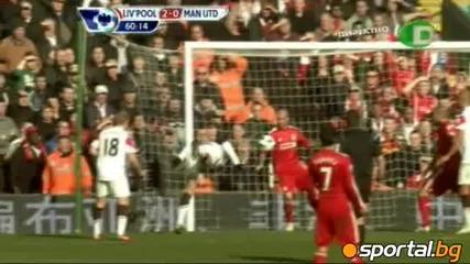 Ливърпул 3 - 1 Ман Юнайтед