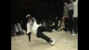 Breakdance Battle 1