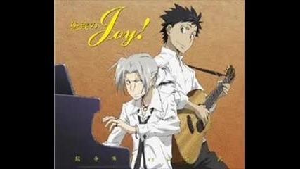 Gokudera and Yamamoto - Joy