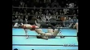 Kenta Kobashi & The British Bulldogs vs. Can - Am Express & Fuchi 11.19.89