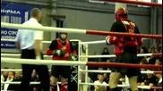 Василий Гайдарджи vs. Пламен Славков - Държавно по Муайтай 2011г. гр. Варна