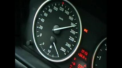 Bmw 550i 20-250 Km/h