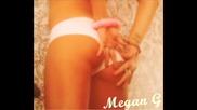 Megan G с еротична фото сесия