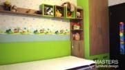 Детска стая за две деца от www.hm-masters.com